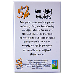 Hen Night Howlers description