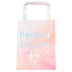 Hangover recovery kit gift bag