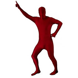 Maroon Morphsuit Point