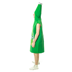 Amazing Green Beer Bottle Costume