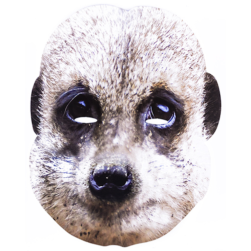 Brilliantly Funny Meerkat Mask