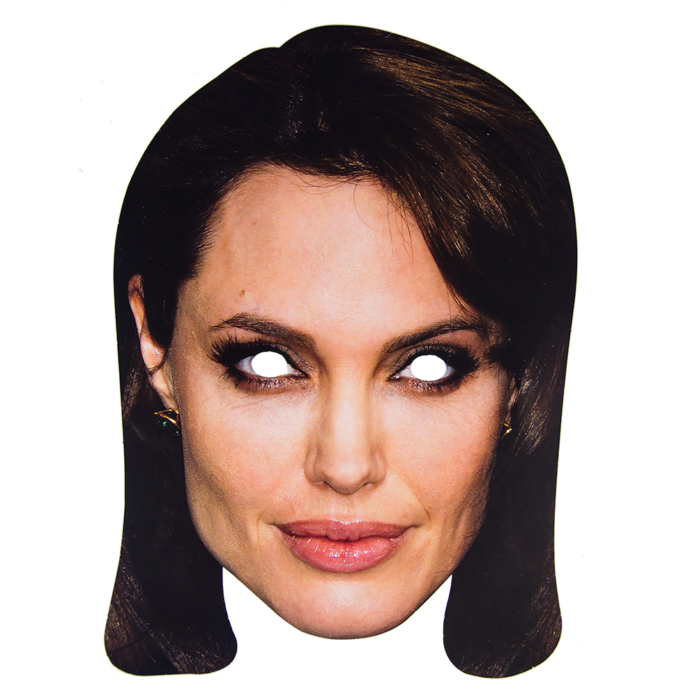 Angelina Jolie Mask