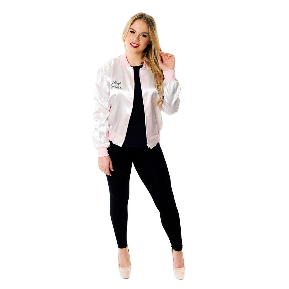 Front Facing Pink Lady Jacket