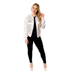 Front Facing Pink Lady Jacket