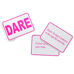 Dare Cards For Hen Nights