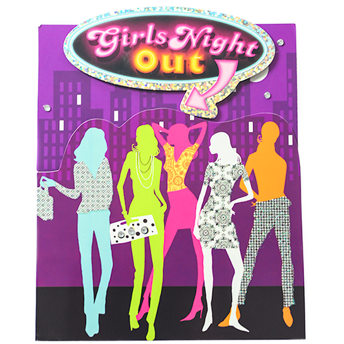 Girls Night Out Hen Party Invitations