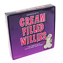Cream Filled Willies