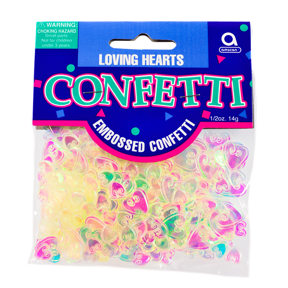 Loving Hearts Confetti