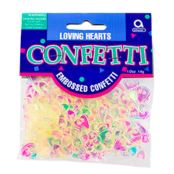 Love-ly confetti