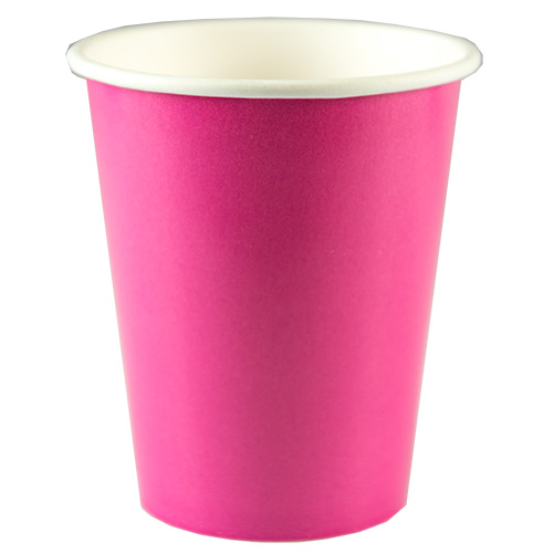 14 Pack of Hot Pink Party Cups