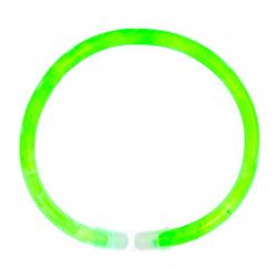 Green Glow Stick Bracelets