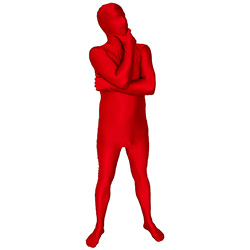 Thinking Red Morphsuit