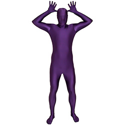 Antler Purple Morphsuit