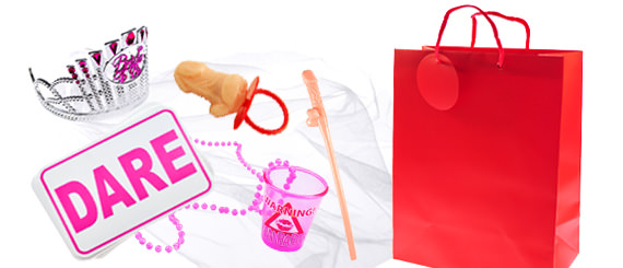 Build Your Own Hen Party Gift Bag