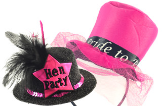 9d42056623f Huge Range of Hen Night Hats - 32 to choose from
