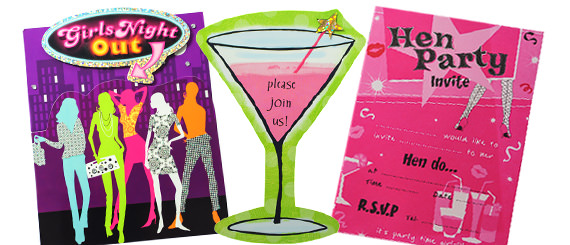 Hen Night Invite