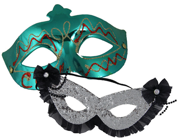 Hen Night Masks