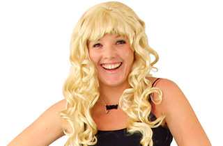 Hen Night Wigs
